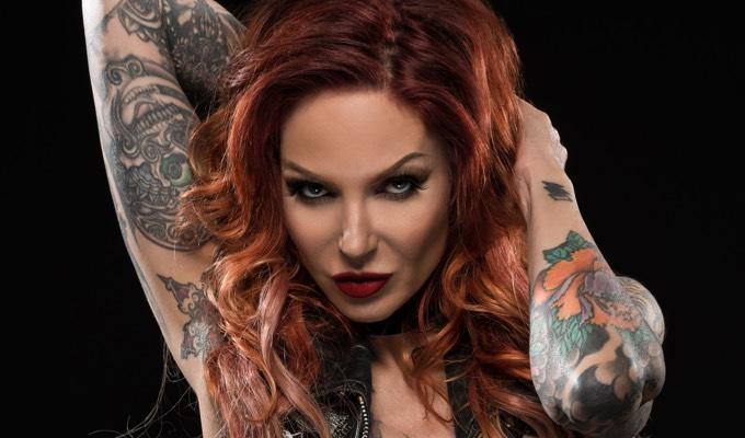 Las Vegas tattoo artist Lea Vendetta